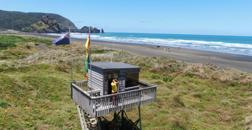 Help us Rebuild The North Piha Surf Club